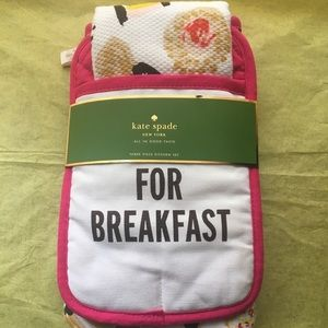 Kate Spade ♠️ (New) Eat 🎂 for Breakfast 3 kitchen